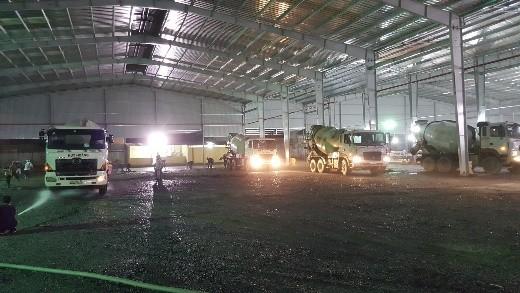 Nhà xưởng Bình Chuẩn 62 Công ty CP Xuân Phát Đạt